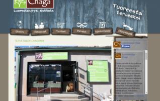 Luomukauppa Chaga