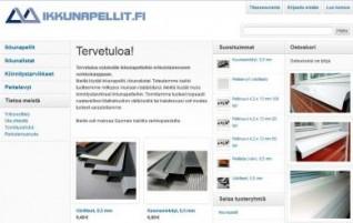 Ikkunapellit.fi
