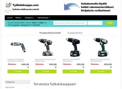 työkalukauppa