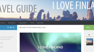 I Love Finland – Travel Guide