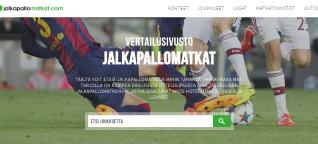 Jalkapallomatkat ja -liput – Kaikki yhdestä paikasta   JALKAPALLOMATKAT.COM